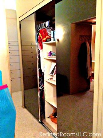 Solutions For Ugly Mirrored Closet Door Syndrome Your Home Refined